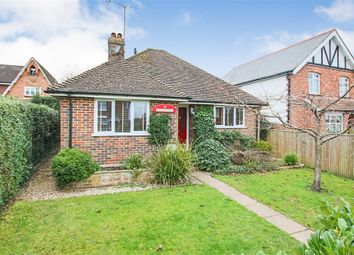 Thumbnail 3 bed detached bungalow for sale in Lingfield Road, East Grinstead, West Sussex