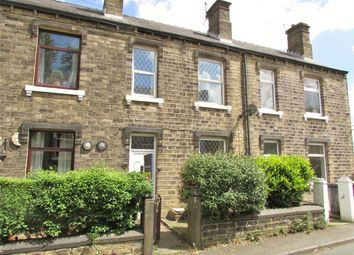 Thumbnail 3 bed terraced house for sale in Chapel Terrace, Crosland Moor, Huddersfield