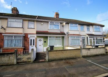 Thumbnail 3 bed terraced house for sale in Cobden Road, Swindon
