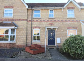 Thumbnail 2 bed town house to rent in Desborough Way, Dussindale, Norwich