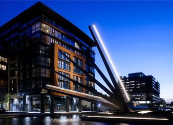 Thumbnail Studio for sale in Westcliffe Apartments, 1 South Wharf Road, London