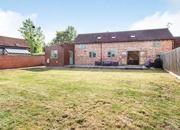 Thumbnail 3 bed barn conversion for sale in Gloucester Road, Corse, Gloucester