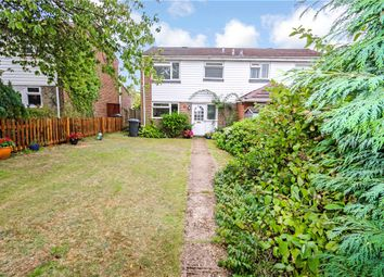 Thumbnail 3 bed property for sale in Hereward Close, Romsey, Hampshire