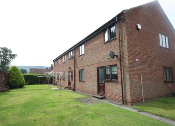 Thumbnail 2 bed flat for sale in Meadow Close, Guisborough
