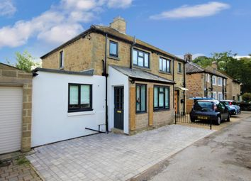 Thumbnail 2 bed cottage for sale in Riverside, Calver Road, Baslow, Bakewell