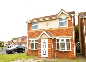Thumbnail 2 bed detached house for sale in Brunel Close, Hartlepool