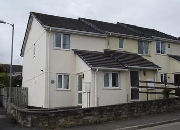Thumbnail 2 bedroom end terrace house for sale in Grampound Road, Truro, Cornwall