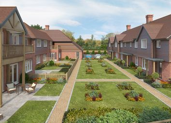 Thumbnail 2 bedroom flat for sale in Salisbury Road, Marlborough, Wiltshire