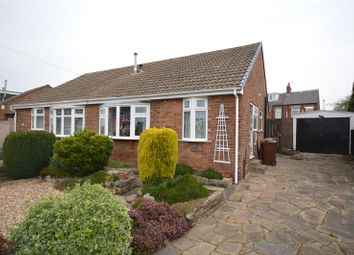 Thumbnail 2 bed bungalow for sale in Moor Avenue, Stanley, Wakefield, West Yorkshire