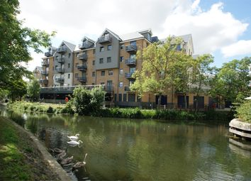 Thumbnail 2 bed flat for sale in Riverside, Bishop's Stortford