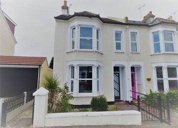Thumbnail 2 bed semi-detached house for sale in Lymington Avenue, Leigh On Sea, Leigh On Sea