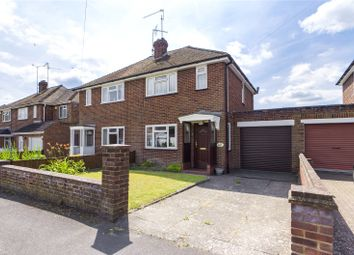 Thumbnail 2 bed semi-detached house for sale in Worcester Close, Reading, Berkshire