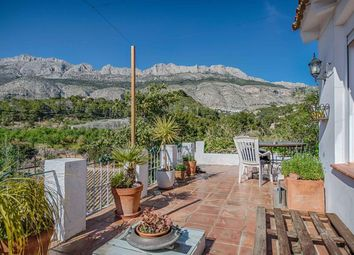 Thumbnail 3 bed town house for sale in Altea, Alicante, Spain