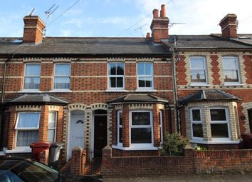 Thumbnail 3 bed terraced house for sale in Kensington Road, Reading
