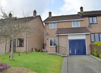 Thumbnail 3 bed semi-detached house to rent in Boscundle Avenue, Swanpool, Falmouth