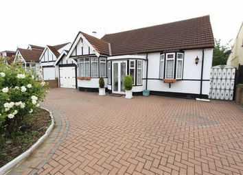 Thumbnail 4 bed bungalow for sale in Breamore Road, Seven Kings, Essex