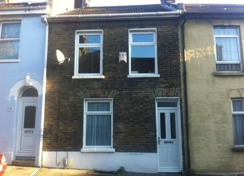 Thumbnail 3 bedroom terraced house for sale in Stanhope Road, Strood, Rochester