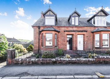 Thumbnail 3 bed semi-detached house for sale in Car Road, Cumnock