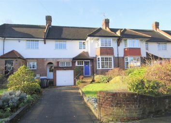 Thumbnail 4 bed terraced house for sale in Morton Crescent, London
