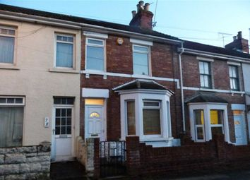 Thumbnail 3 bedroom terraced house to rent in William Street, Swindon