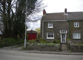 Thumbnail 2 bed semi-detached house for sale in Vivians Row, Morriston, Swansea