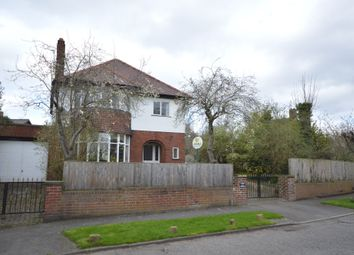 Thumbnail 5 bed detached house for sale in Broomhall Avenue, Wakefield