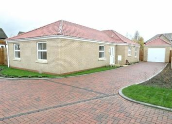 Thumbnail 3 bed bungalow for sale in Rosewood Close, Whittlesey, Peterborough