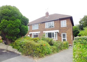 Thumbnail 3 bedroom semi-detached house for sale in Buckstone Grove, Leeds, West Yorkshire
