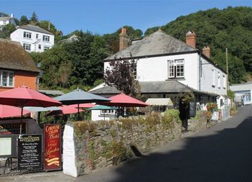 Thumbnail Restaurant/cafe for sale in The Plantation Tea Room And Restaurant, The Coombes, Polperro