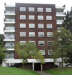 Thumbnail 1 bed flat to rent in Linksway, Hendon