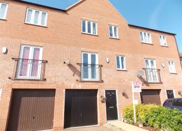 Thumbnail 3 bed mews house for sale in Danes Close, Grimsby
