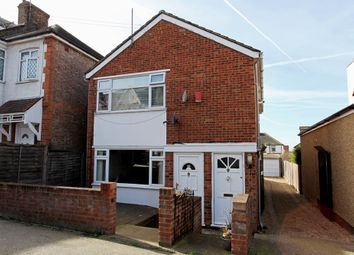 Thumbnail 2 bed flat for sale in Woodstock Road, Upper Walthamstow