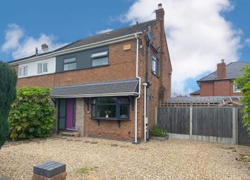 Thumbnail 4 bed semi-detached house for sale in Newlands Drive, Wilmslow