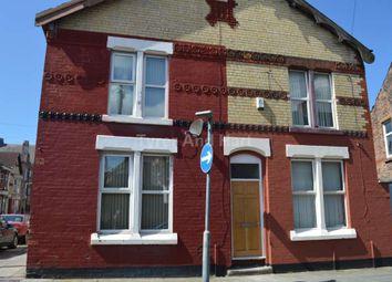 Thumbnail 2 bedroom terraced house to rent in Wykeham Street, Kirkdale, Liverpool