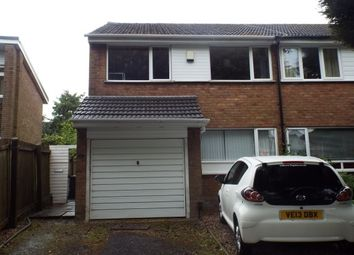 Thumbnail 3 bedroom property to rent in Eve Lane, Dudley