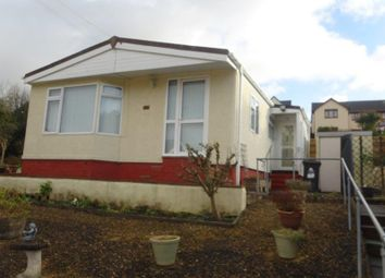 Thumbnail 2 bed mobile/park home for sale in St. Whites Terrace, St. Whites Road, Cinderford