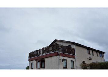 Thumbnail 3 bed flat for sale in Fraser Road, Burghead