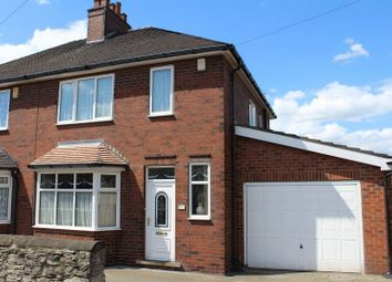 Thumbnail 3 bed semi-detached house for sale in Pontefract Road, Knottingley