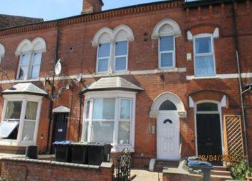 Thumbnail 1 bed flat to rent in Carlye Road, Edgbaston, Birmingham