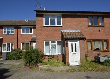 Thumbnail 2 bed terraced house for sale in Craig Close, Trimley St. Martin, Felixstowe