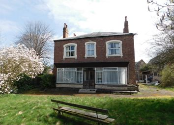 Thumbnail 5 bed detached house for sale in York Road, Swadlincote