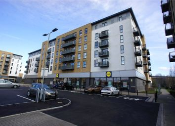 Thumbnail 2 bed flat for sale in Exmoor House, Clydesdale Way, Belvedere, Kent