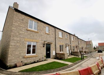 Thumbnail 3 bedroom end terrace house for sale in Pearmain Road, Somerton