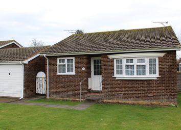 Thumbnail 2 bed detached bungalow for sale in Sevenoaks Road, Eastbourne