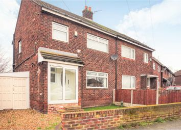Thumbnail 2 bed semi-detached house for sale in Glendevon Road, Liverpool