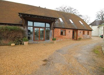 Thumbnail 2 bed barn conversion to rent in Wellers Place Farm, Bentworth