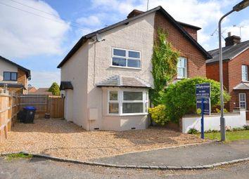 Thumbnail 3 bed semi-detached house for sale in Almond Road, Burnham, Buckinghamshire