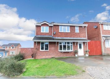 Thumbnail 4 bed detached house for sale in Browning Close, Galley Common, Nuneaton