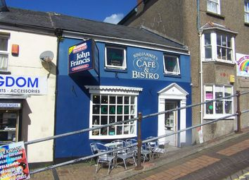 Thumbnail Restaurant/cafe for sale in Priory Street, Milford Haven, Pembrokeshire