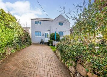 Thumbnail 4 bed detached house for sale in St.Ives, Cornwall